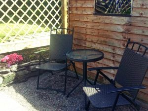 Seating area Cuilidh, Kintyre Holiday Home self-catering Scotland