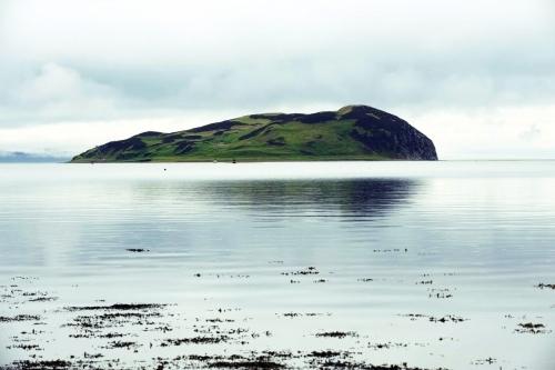 A photo of Davaar Island