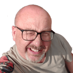 Photo of author, John