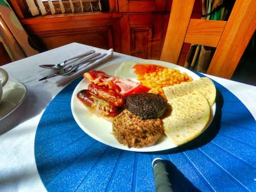 Full Highlander Breakfast