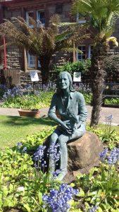 Linda McCartney memorial - Campbeltown Museum