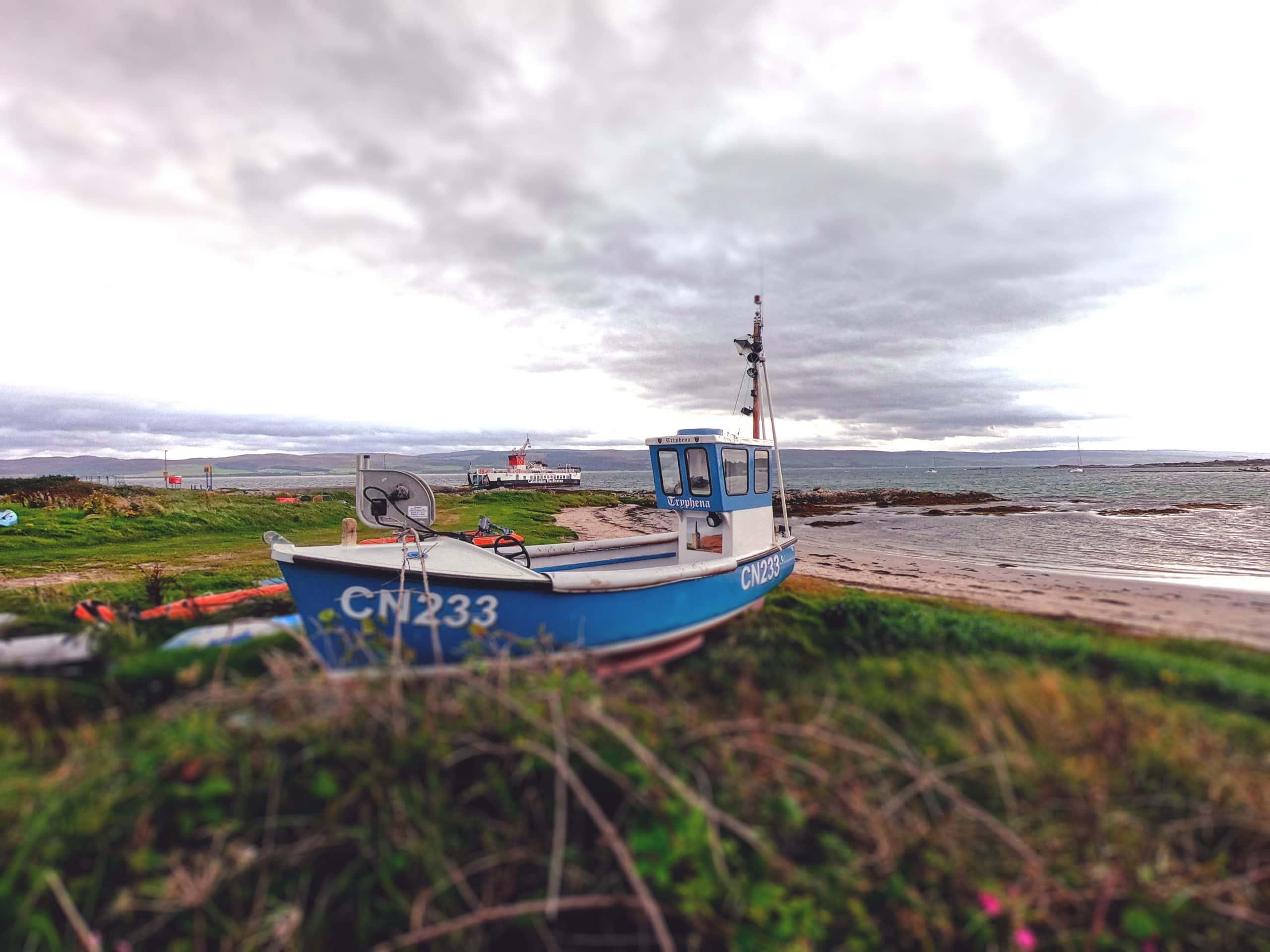 Boat ferry