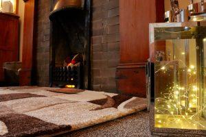 Arran Suite decorative fireplace